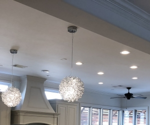 Beautiful LED Downlights and Pendant Lights