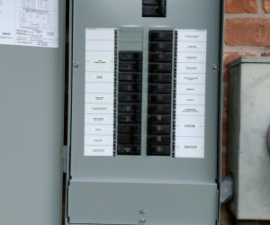 Main Breaker Panel 2