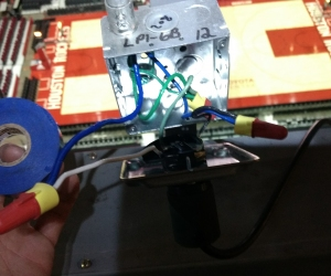 Toyota Center Wiring